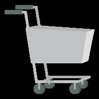 ショッピングカートのイラスト03