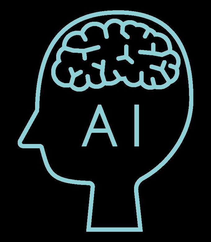 AI/人工知能のイラスト
