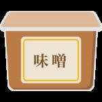 お味噌のイラスト02