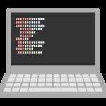 ノートPC/プログラムのイラスト