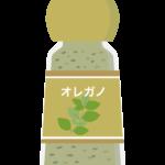 オレガノ/調味料のイラスト