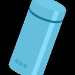 水筒/マイボトルのイラスト02