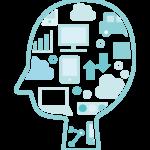 AI/人工知能/自動化のイメージイラスト