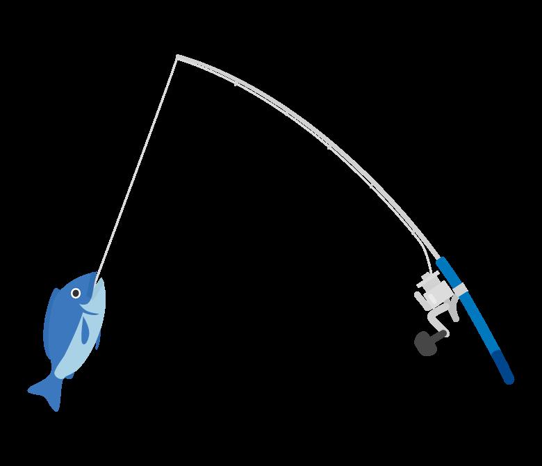 釣りのイメージイラスト03