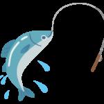 釣りのイメージイラスト02