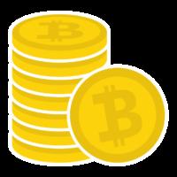 ビットコインのイラスト02
