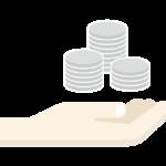 コイン/お金/資産運用のイラスト