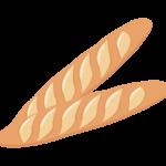 フランスパンのイラスト03