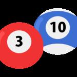 ビリヤードのボールのイラスト