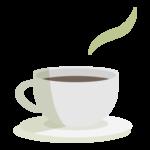 ホットコーヒーのイラスト02