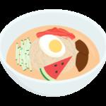 冷麺のイラスト02