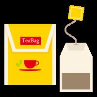 紅茶/ティーのイメージイラスト
