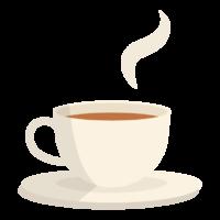 紅茶/ティーカップのイラスト