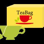 紅茶のイメージイラスト