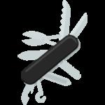 アーミーナイフ/十徳ナイフ/多機能ナイフのイラスト02
