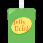 ゼリー飲料のイラスト02