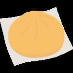 ピザまんのイラスト02